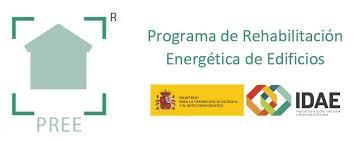 SUBVENCIONES PARA LA REHABILITACIÓN ENERGÉTICA DE EDIFICIOS (PROGRAMA PREE)
